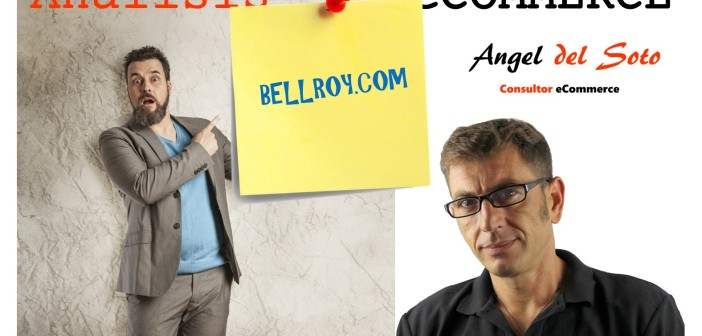Análisis eCommerce: BellRoy.com